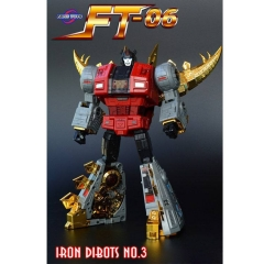 Transformer FansToys FT-06 Sever - Iron Dibots-Reissue