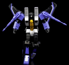 Transformer Toy Maketoys MT MTRM-12 MTRM12 Skycrow Skywarp
