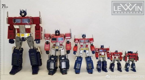 Payment Plan-Transformer Toy Lewin Resources Lewin-01 Lewin01 MP-10 MP10 Optimus Prime Oversized 71cm with LED