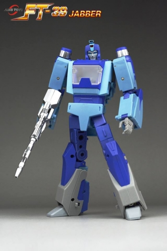Fans Toys FansToys FT39 FT-39 Jabber Blurr Masterpiece MP scale