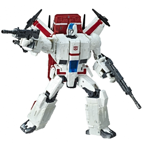 28cm/11inches Transformers Toys Generations War for Cybertron Siege Commander Class WFC-S28 WFCS28 Jetfire Skyfire Phoenix
