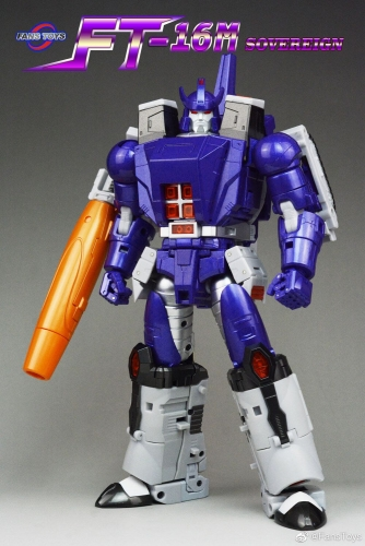 Fans Toys FansToys FT FT-16M FT16M Sovereign Galvatron Limited Color Edition