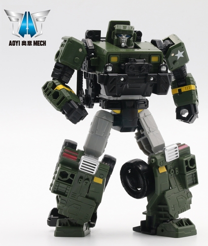AoYi Mech H6002-9 War for Cybertron:Siege Interstellar Star Hound Oversized OS